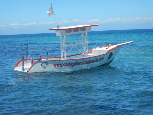 Camiguin Volcan Beach Eco Retreat Dive Resort History