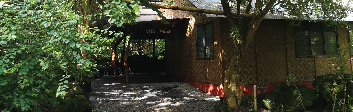 VILLA VOLCAN   Backpacker Hostel